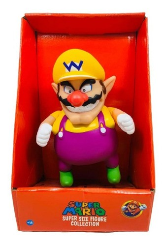 Super Size Figure Collection - Wario