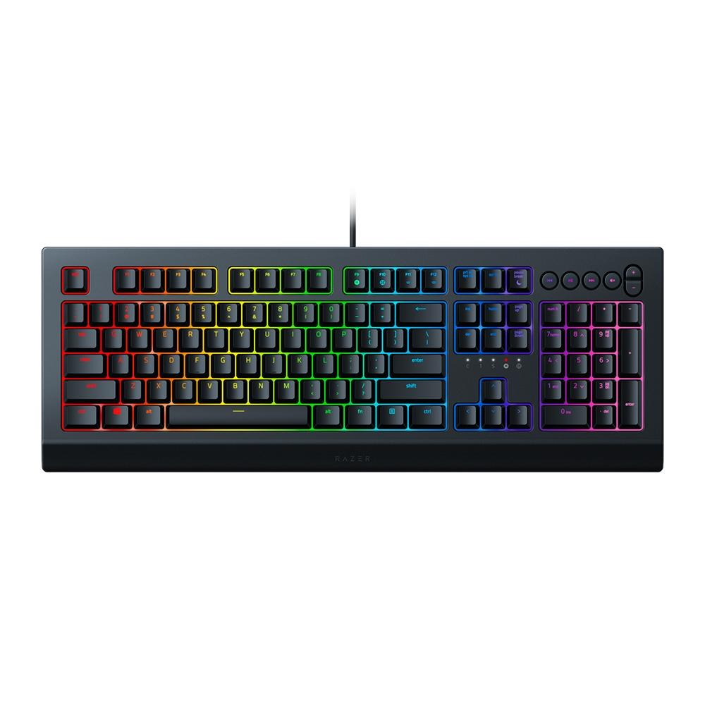 Teclado Gamer Razer Cynosa V2 Chroma - Membrane Switch