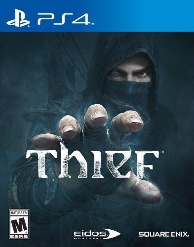 Jogo Thief - PS4 - Semi Novo