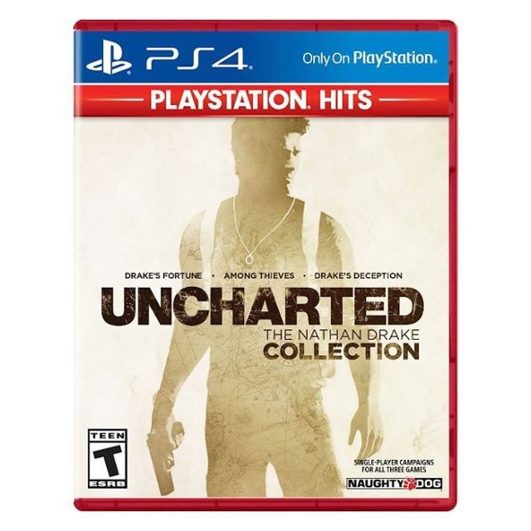Jogo Uncharted The Nathan Drake Collection - PS4