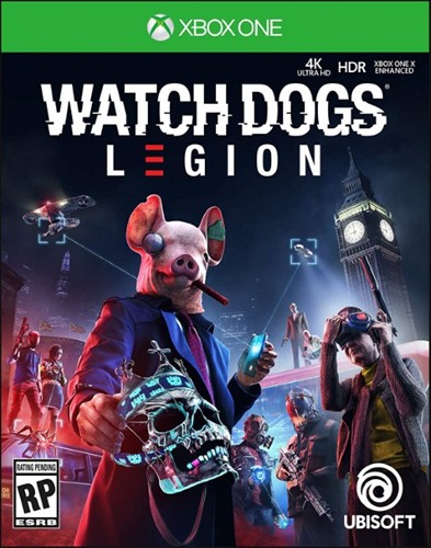 Jogo Watch Dogs Legion - Xbox One