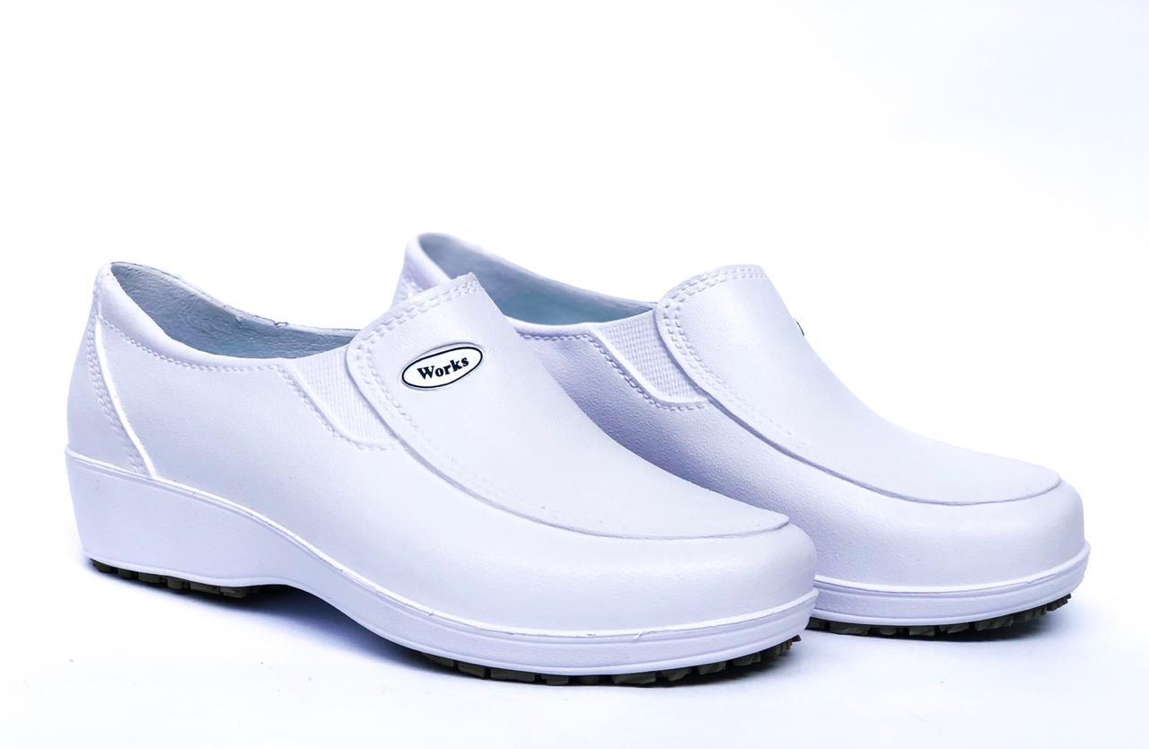 be2b6f7605 Calçado de Segurança Tamanco Ocupacional Antiderrapante BB 60 - Soft ...
