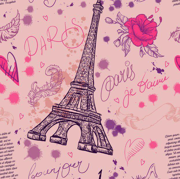 PAPEL DE PAREDE PARIS -  983