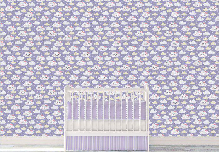 PAPEL DE PAREDE INFANTIL - 1434