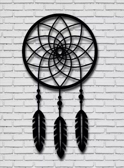 Quadro Decorativo Filtro dos Sonhos