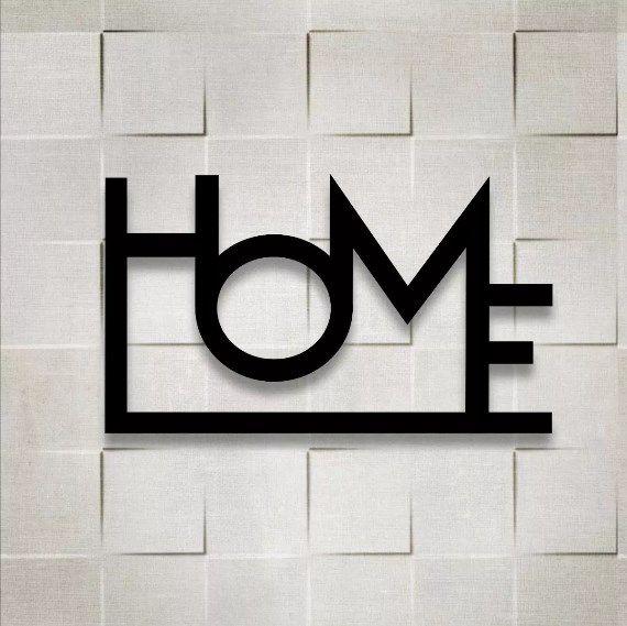 Quadro Decorativo Home(casa)