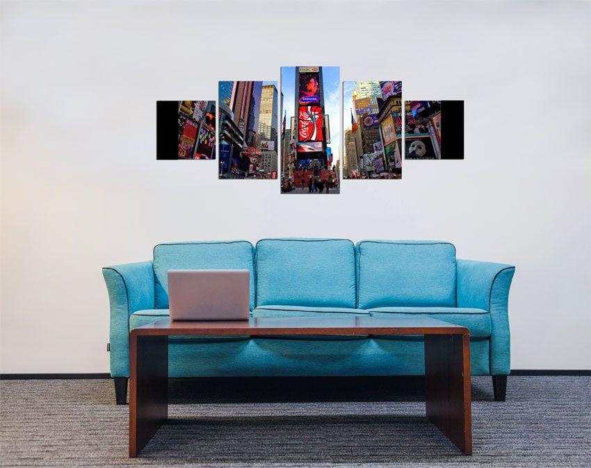 QUADRO DECORATIVO NEW YORK - 18