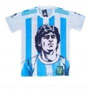 Camisa Futebol Argentina Maradona