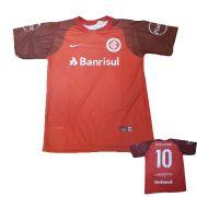 Camisa  Internacional Vermelha