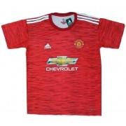 Camisa Manchester United Vermelha