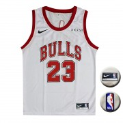 Camisa Regata Chicago Bulls Branco