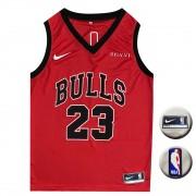 Camisa Regata Chicago Bulls Vermelha