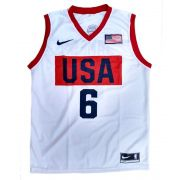 Camisa Regata USA Branca