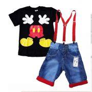 Conjunto Infantil Mickey