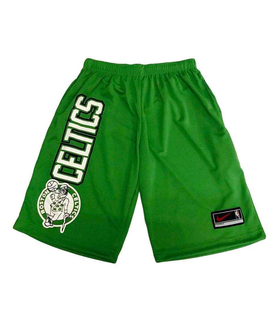 Bermuda Basquete Celtcs verde