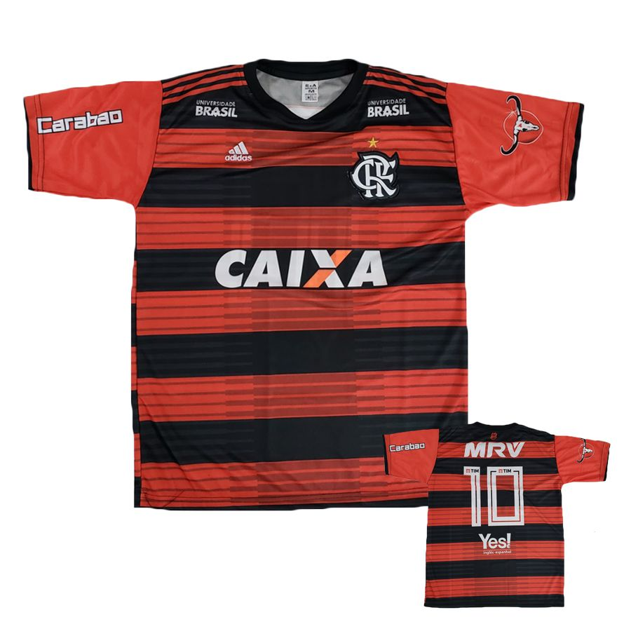Camisa Flamengo Tradicional