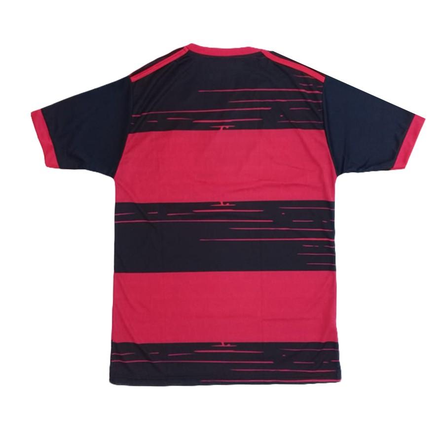Camisa Futebol Flamengo Vermelho