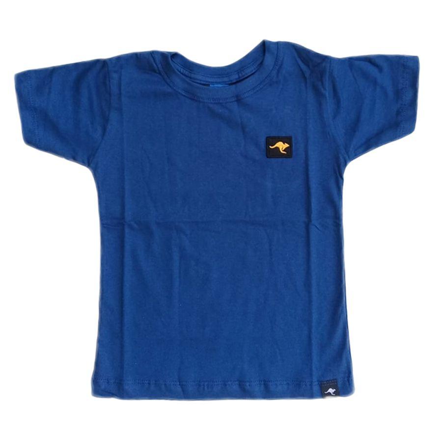 Camisa Infantil - Azul