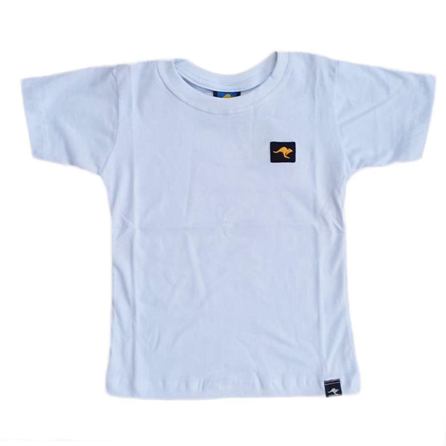 Camisa Infantil - Branco