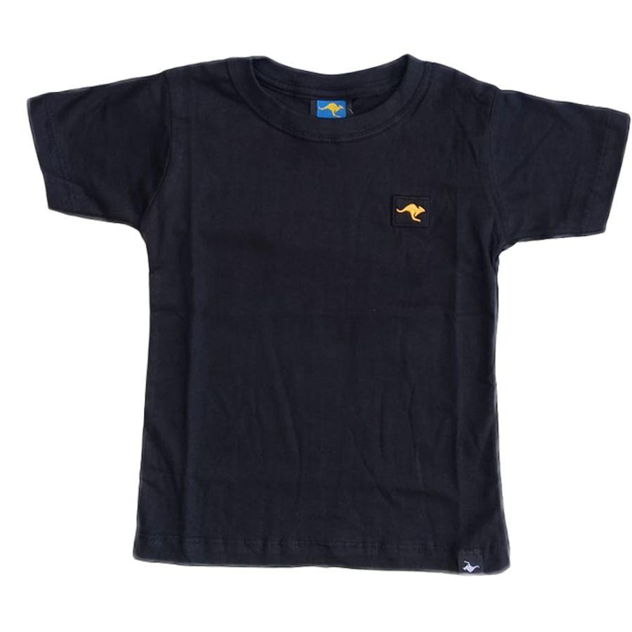 Camisa Infantil - Preto