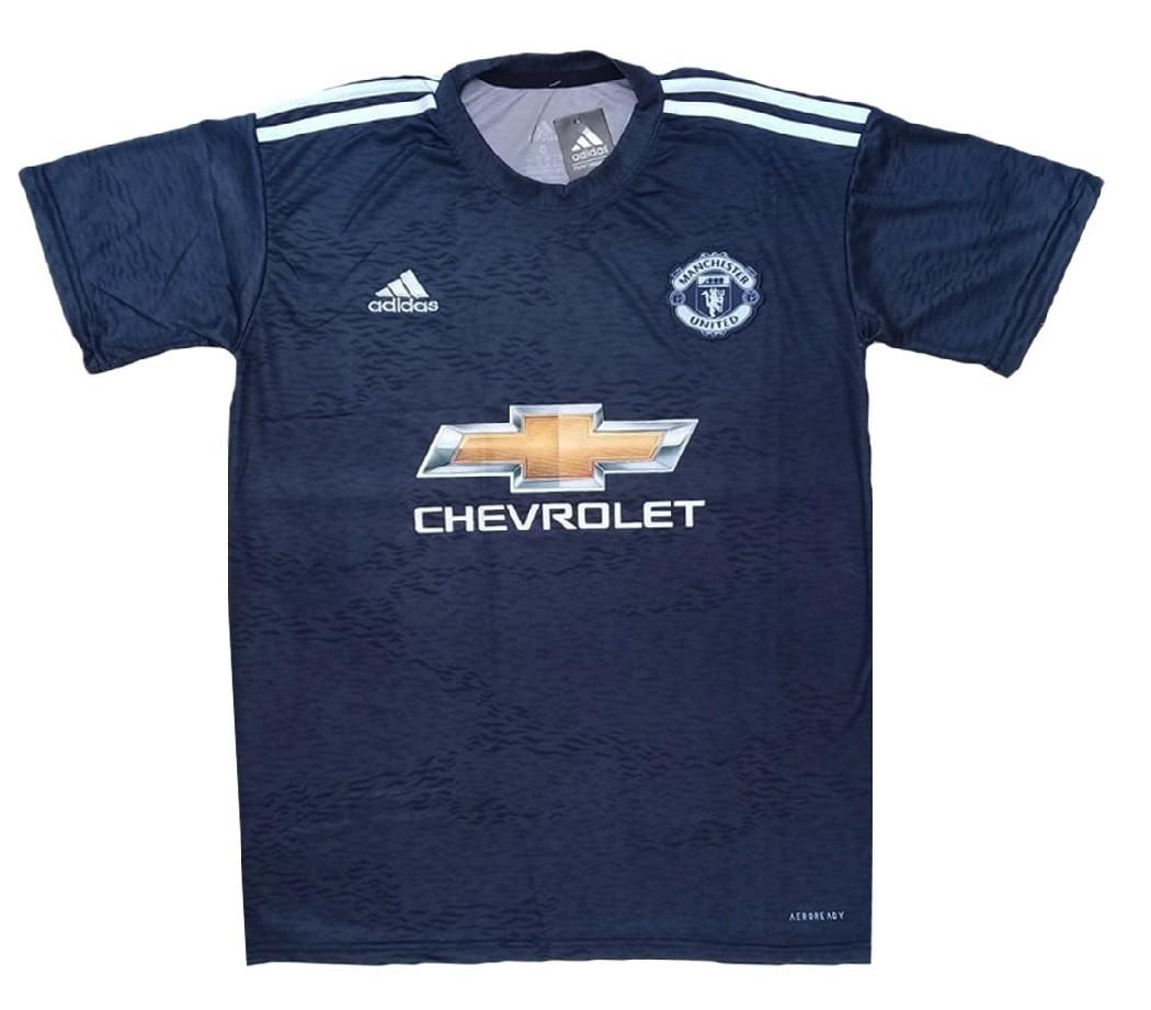 Camisa Manchester United Preta