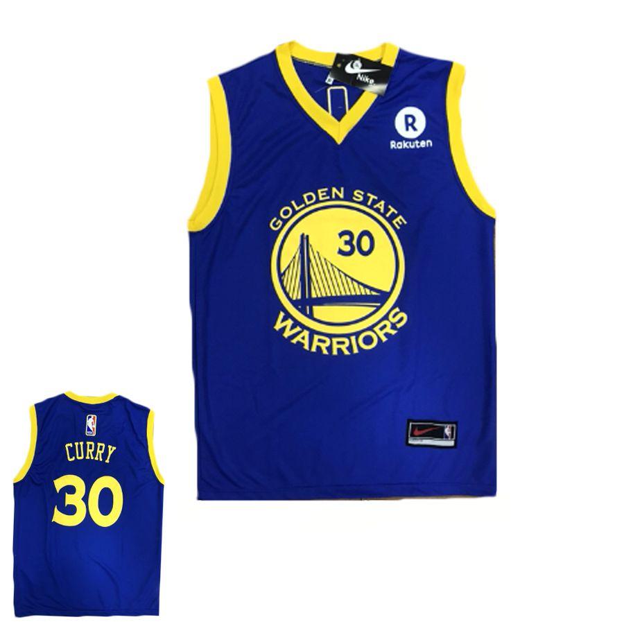 Camisa Regata Golden State Warriors Azul