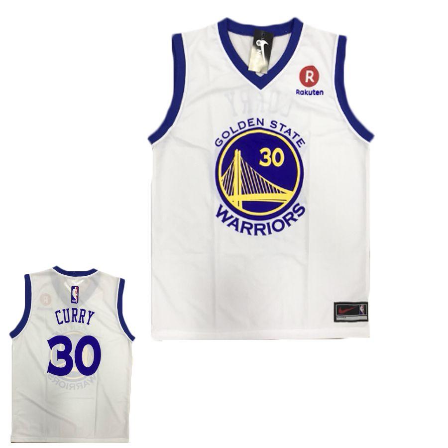 Camisa Regata Golden State Warriors Branca