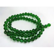 Fio de Cristal 8mm Verde
