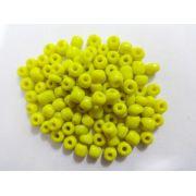 Miçangas Amarela 6/0 (50 Gramas)