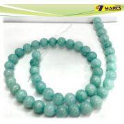 Pedra Jade Azul 8mm