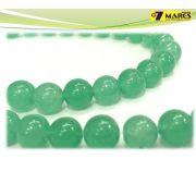 Pedra Quartzo Verde 8mm