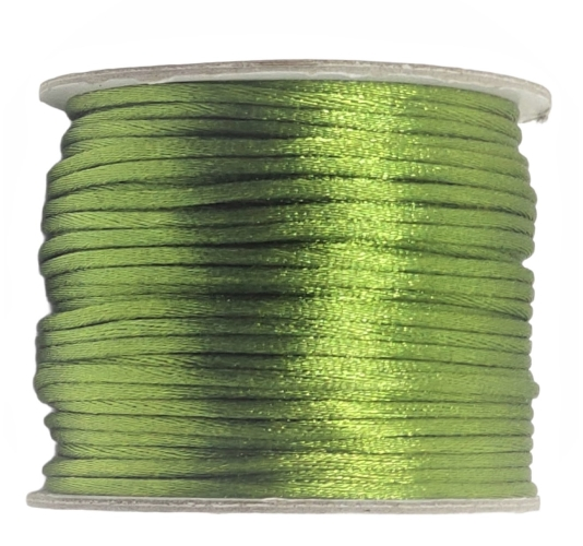 6º Fio de Poliester 2mm ( Clique e selecione a cor de sua preferencia )