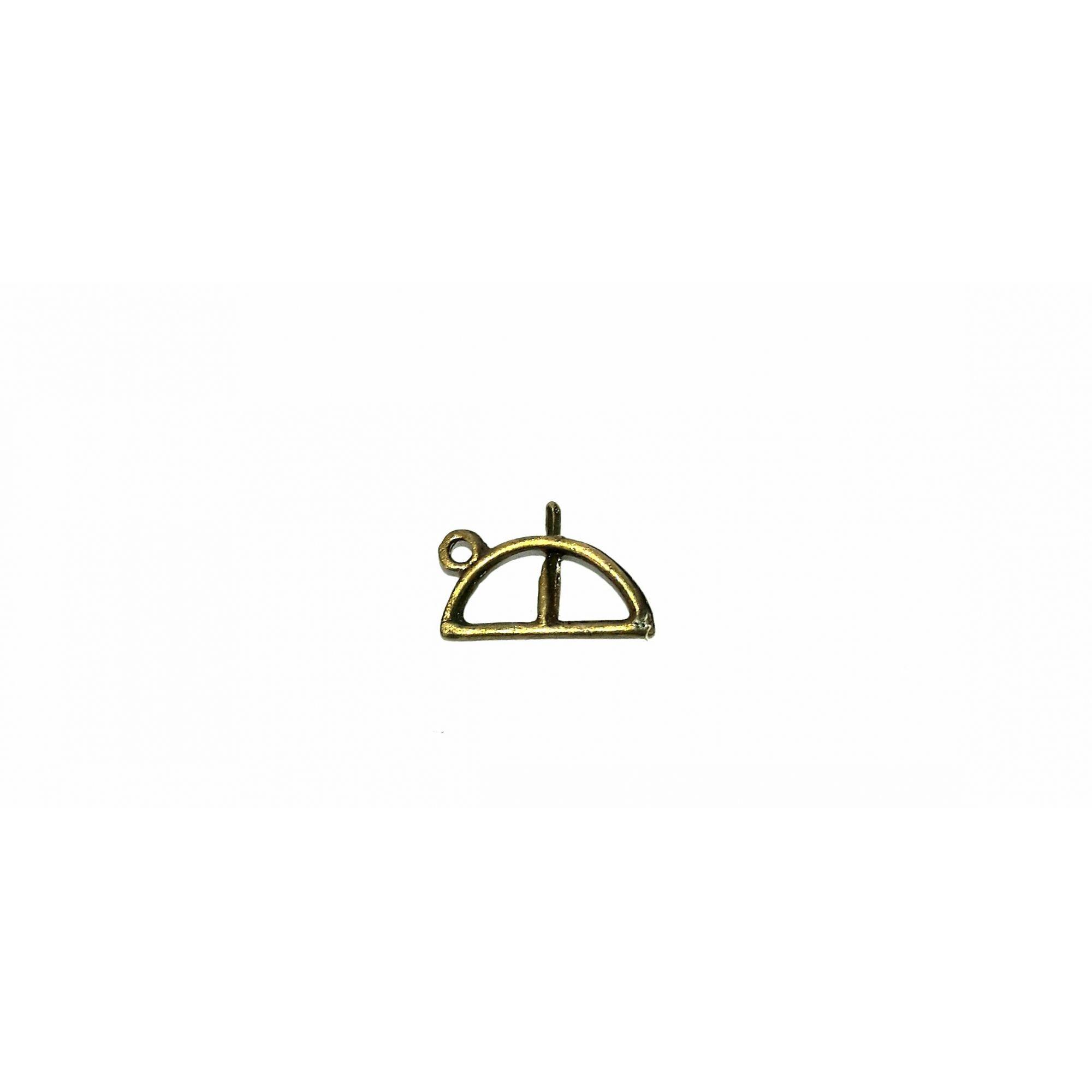 Arco e Flecha Oxóssi (Pequeno) - PING111