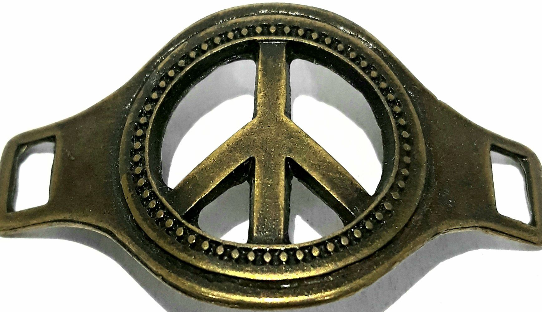Entremeio para Pulseira - Paz e Amor - ENTR06