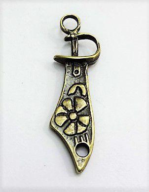 Espada de Iansã Ouro Velho - PING23