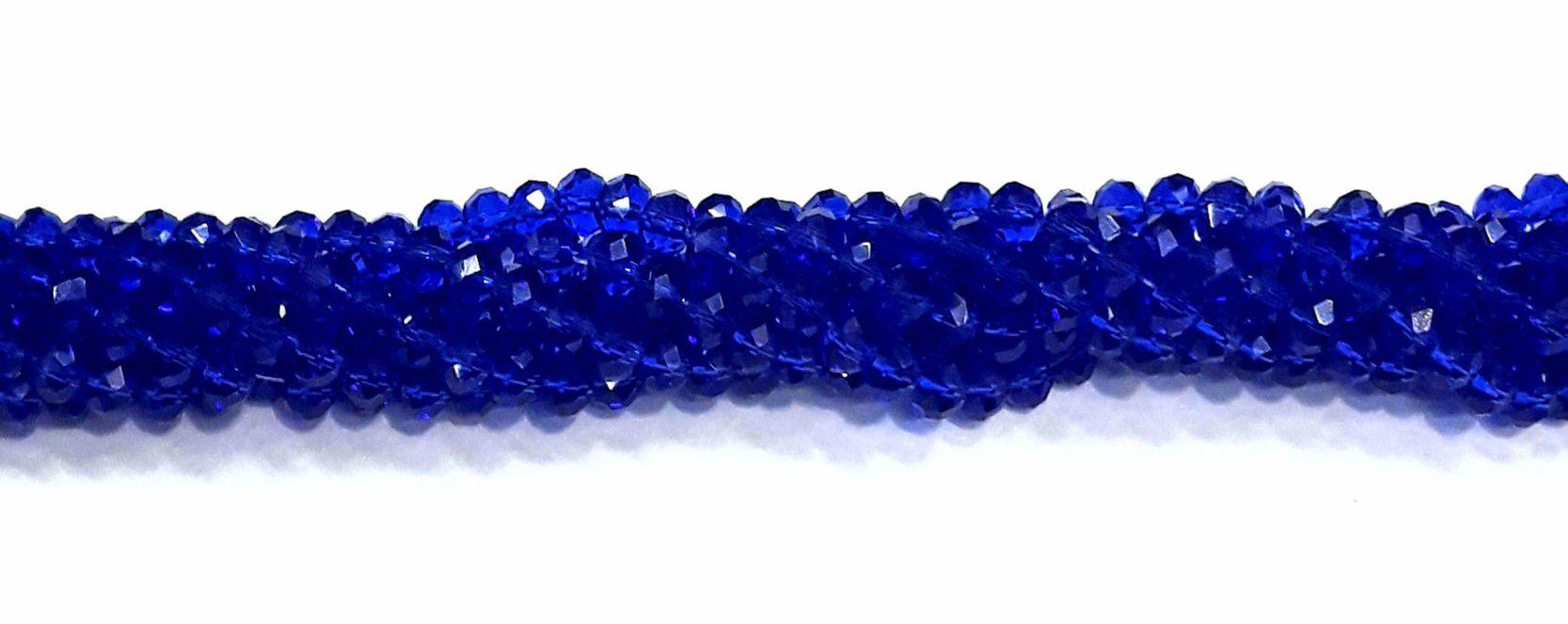Fio de Cristal 6mm (Azul) - FDC02