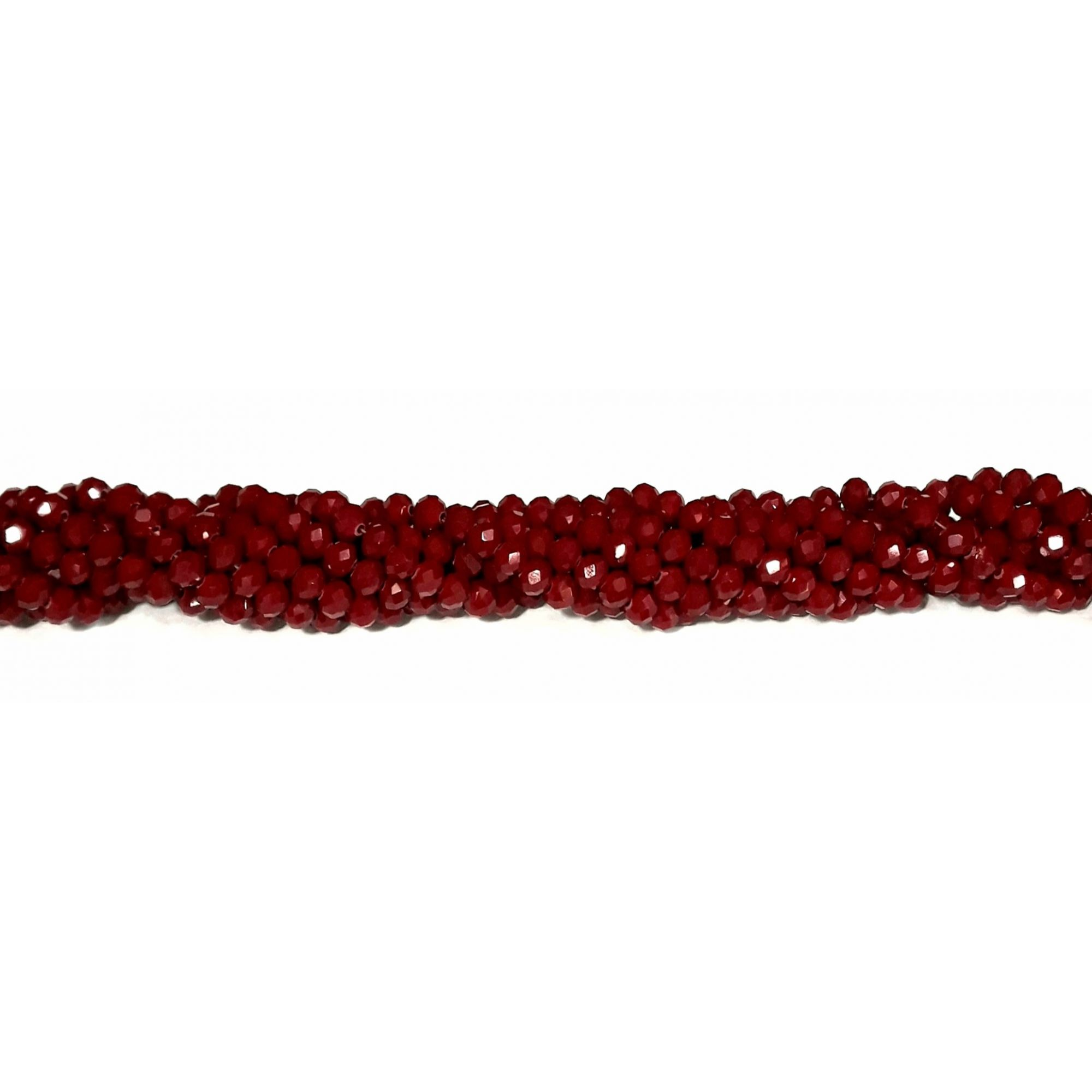 Fio de Cristal (Vermelho) - FDC24