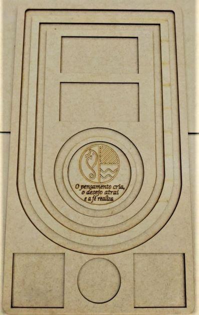 1) Mesa para Japamala Gabarito - MSJPLM