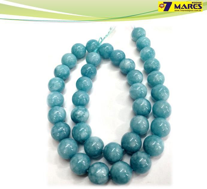 Pedra Amazonita Azul 10mm