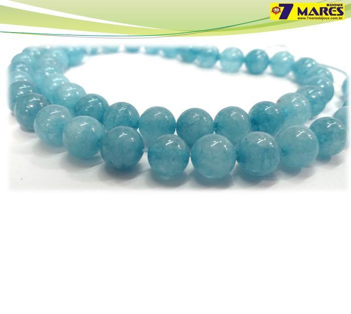 Pedra Amazonita Azul 8mm