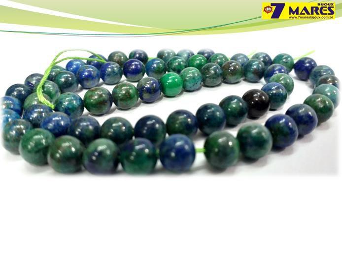 Pedra Azurita 6mm