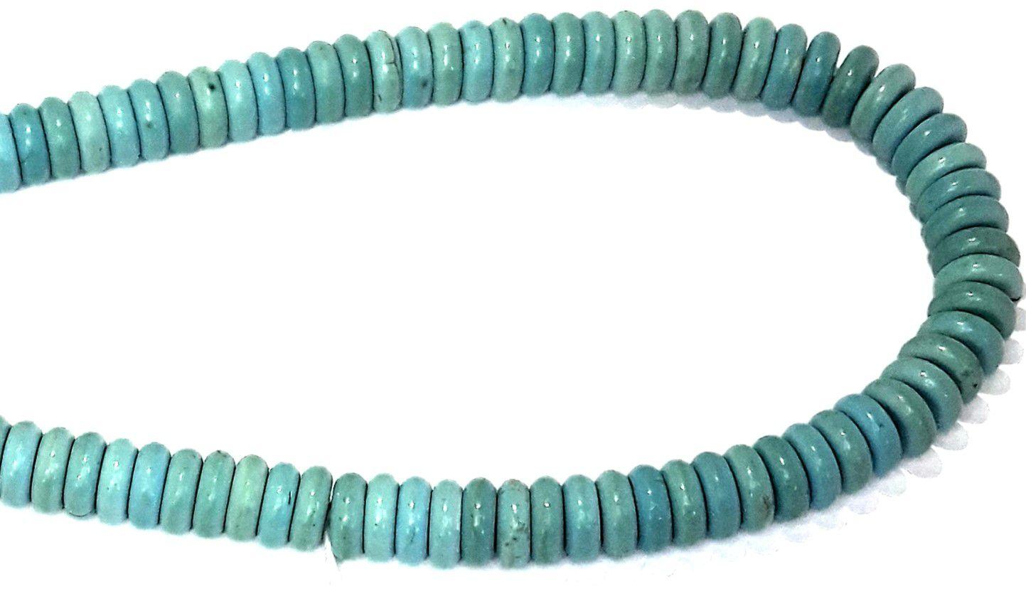 Pedra Disco Turquesa - PDT04