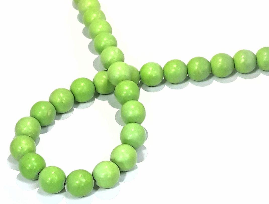 Pedra Jade Limão 14mm - PED1406