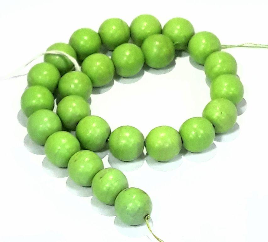 Pedra Jade Limão 16mm - PED1601