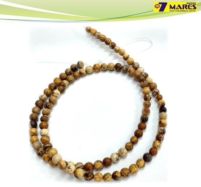 Pedra Jaspe Madeira 4mm