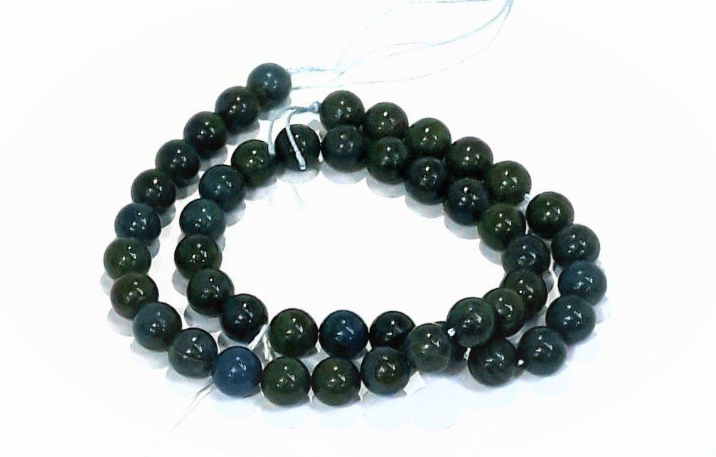Pedra Jaspe Verde c/Marrom - PED08210