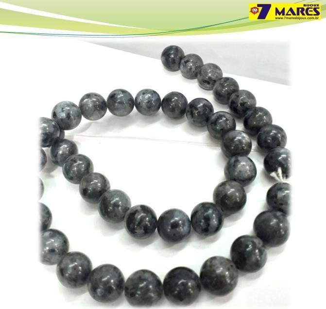 Pedra Labradorita Natural 10mm