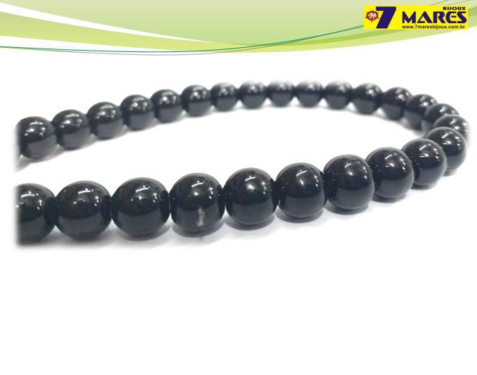 Pedra Obsidiana Black
