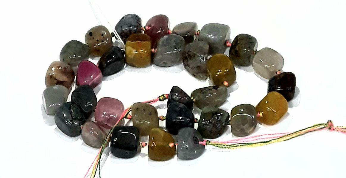 Pedra Rolada Agata Colorida - PEDR68