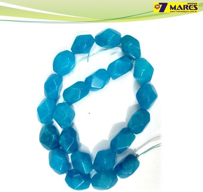 Pedra Rolada Jade Azul